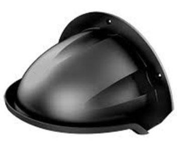 DS-1250ZJ (black) Козырек для купольных камер черный
