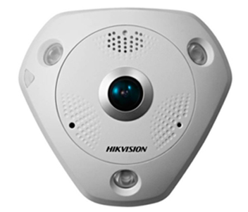 DS-2CD6332FWD-IS IP видеокамера Hikvision