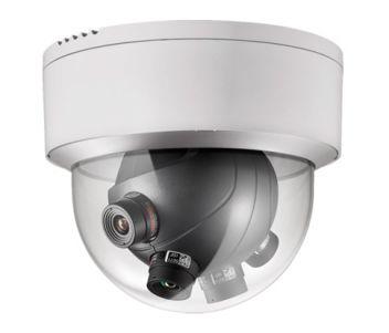 DS-2CD6986F-H (5мм) 8Мп панорамная PanoVU видеокамера Hikvision