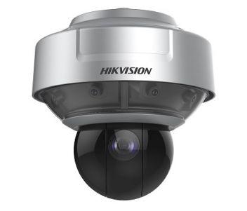 DS-2DP1636ZX-D/236 (5мм) PanoVU панорамная + PTZ видеокамера Hikvision
