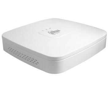 DH-NVR1A04-4P 4-канальный Smart NVR c PoE коммутатором на 4 порта