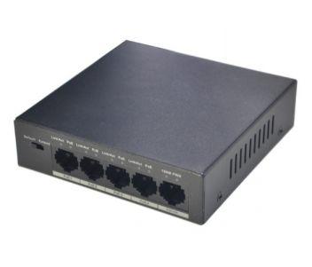 PFS3005-4P-58 4-портовый POE коммутатор