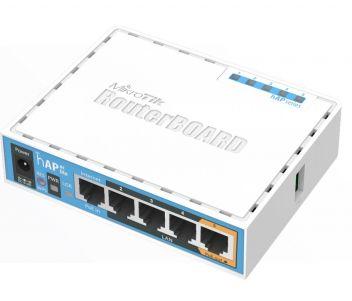 RB952Ui-5ac2nD Двухдиапазонная  Wi-Fi точка доступа с 5-портами Ethernet, для домашнего использования
