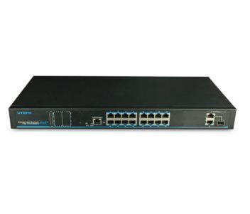 UTP1-SW16-TP300 16-портовый POE коммутатор