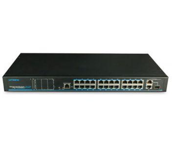 UTP1-SW24-TP420 24-портовый POE коммутатор