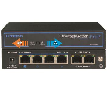 UTP3-SW04-TP60 4-портовый POE коммутатор