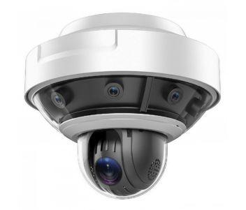 DS-2DP1636Z-D (5мм) 16Мп панорамная + PTZ PanoVU видеокамера Hikvision
