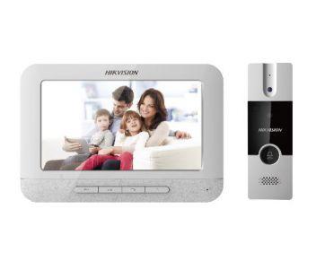 DS-KIS202 Комплект домофон + вызывная панель Hikvision
